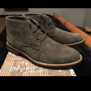 Bruno Marc Suede Chukka Boots SZ 6.5 New in Box